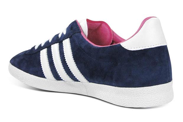 Adidas Gazelle OG - dark blue/pink/white (Alexandre Hoang)