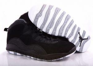 Air Jordan 10 (X) Stealth/Black (Alexandre Hoang)