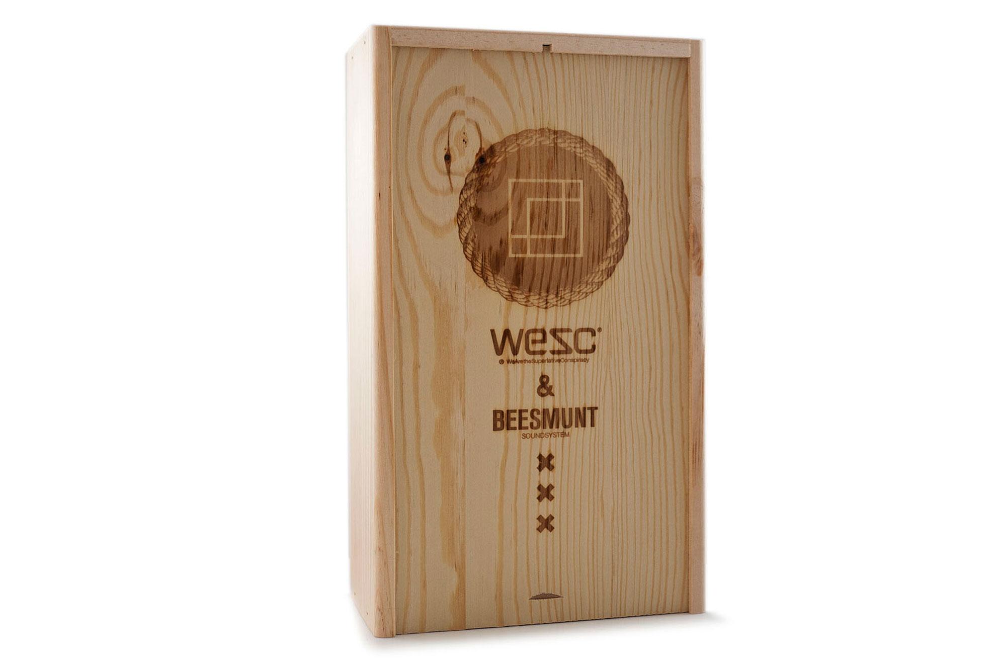 WeSC x Beesmunt (Alexandre Hoang)