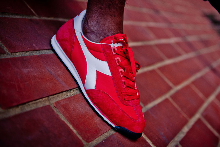 Diadora Heritage - Printemps/Été 2012 (Lookbook)