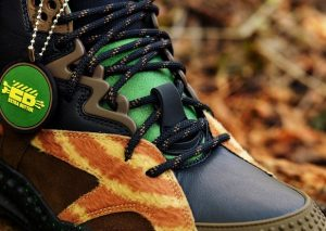 Extra Butter x Reebok OXT AHCHOO The Sheriff (Alexandre Hoang)