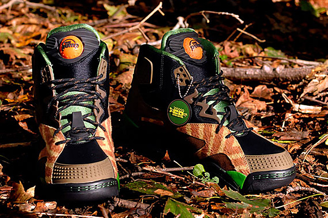 Extra Butter x Reebok OXT Pump The Sheriff AHCHOO