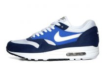 Nike Air Max 1 Midnight Navy/White Soar Khaki
