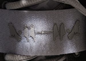 Nike Air Yeezy - Wolf Grey Pure Platinum 2012 (Alexandre Hoang)