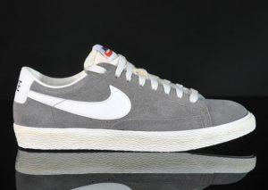 Nike Blazer Low Vintage Gris (Alexandre Hoang)