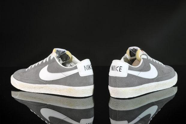 Nike Blazer Low Vintage Grey (Alexandre Hoang)