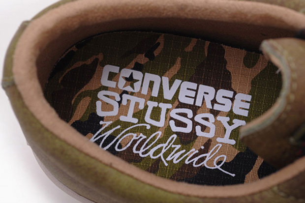 Stussy x Converse Elm SS2012 (Alexandre Hoang)