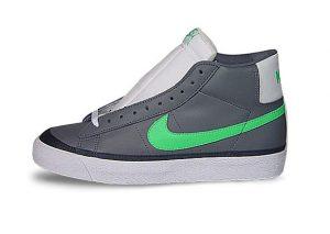 Stussy x Nike Blazer Grey/Green