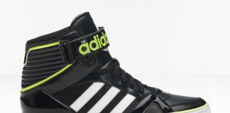 adidas Originals Space Diver Black/Yellow (Alexandre Hoang)