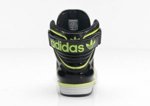 adidas Space Diver Noir/Jaune (Alexandre Hoang)