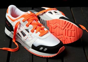 ASICS Gel Lyte III (Orange Blaze)-2