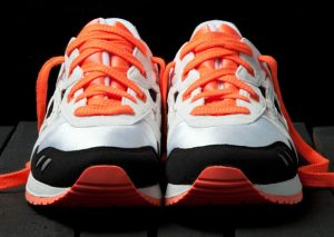 ASICS Gel Lyte III (Orange Blaze)-3