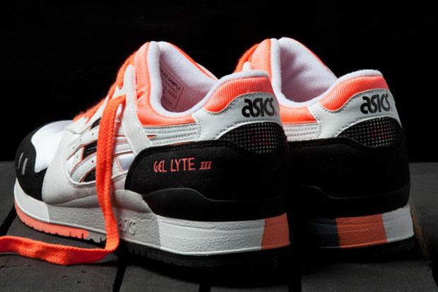 ASICS Gel Lyte III (Orange Blaze)-1