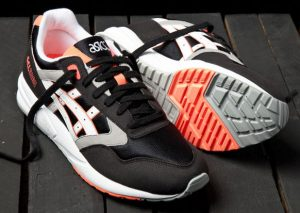 ASICS Gel Saga (Orange Blaze)-2