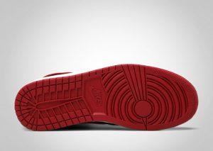 Air Jordan 1 KO - White/Black/Varsity Red-1