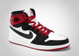 Air Jordan 1 KO - White/Black/Varsity Red-2