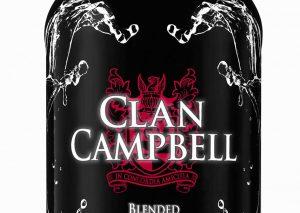 Bouteille Clan Campbell Elements Eau