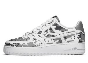 "Nike Air Force 1 Premium 08 ""XXX Anniversary"" High-Frequency Digital Camouflage"