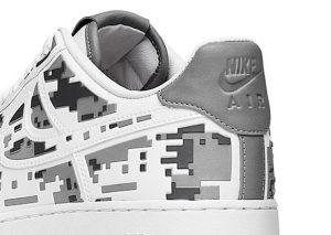 "Nike Air Force 1 Premium 08 ""XXX Anniversary"" High-Frequency Digital Camouflage-7"