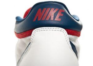 Nike Challenge Court Mid (Summit White/Gym Red)-2