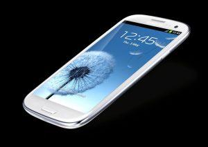 Samsung Galaxy SIII Marble White-3