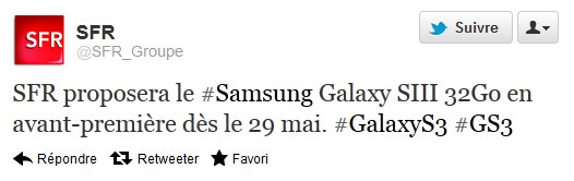 Samsung Galaxy SIII Pebble Blue