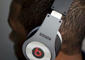 Staple x Beats by Dre Studio