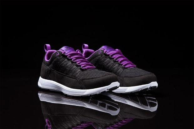 Supra Owen (Black/Purple)