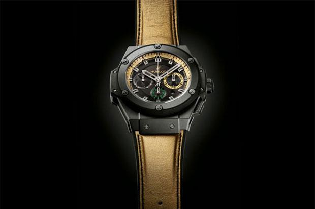 Usain Bolt x Hublot King Power Watch