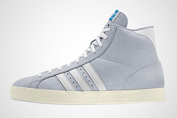 adidas Basket Profi Vert - Printemps/Ete 2012