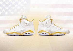 Air Jordan 6 Golden Moments