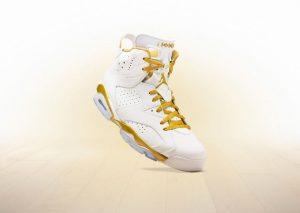 Air Jordan 6 Golden Moments Pack 2012