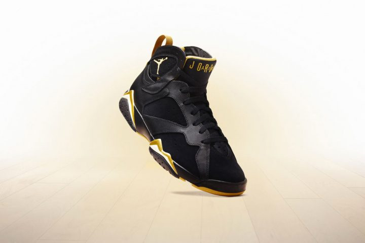 Air Jordan 7 Golden Moments Pack 2012