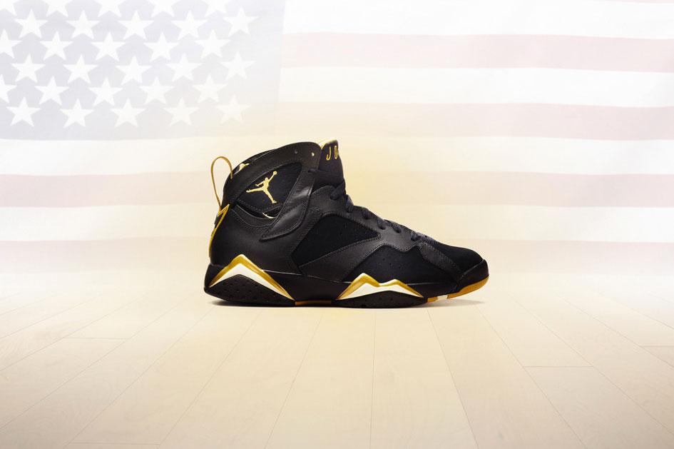 Air Jordan Golden Moments Pack 2012