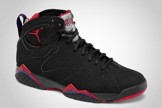 Air Jordan 7 VII Raptors Retro 2012