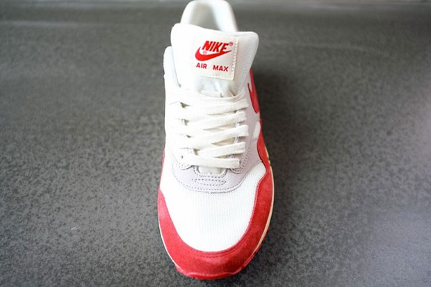 Nike Air Max 1 OG Red Vintage Retro 2013 Preview