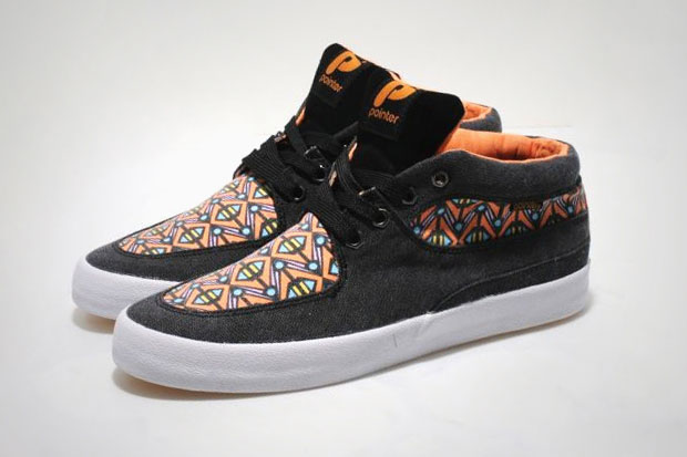 Pointer Mathieson x size? Aztec Pack Orange