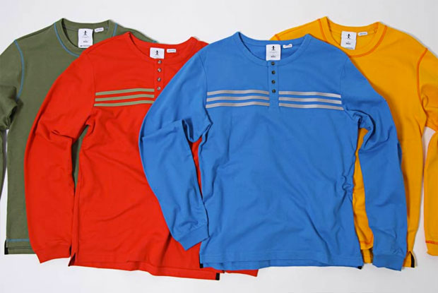 adidas Originals x Opening Ceremony London 2012 Olympics Apparel