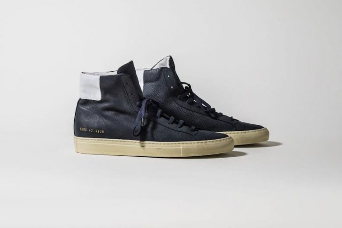 Common Projects Achilles Vintage High - Automne/Hiver 2012