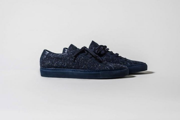 Common Projects Achilles Wool Blue - Automne/Hiver 2012