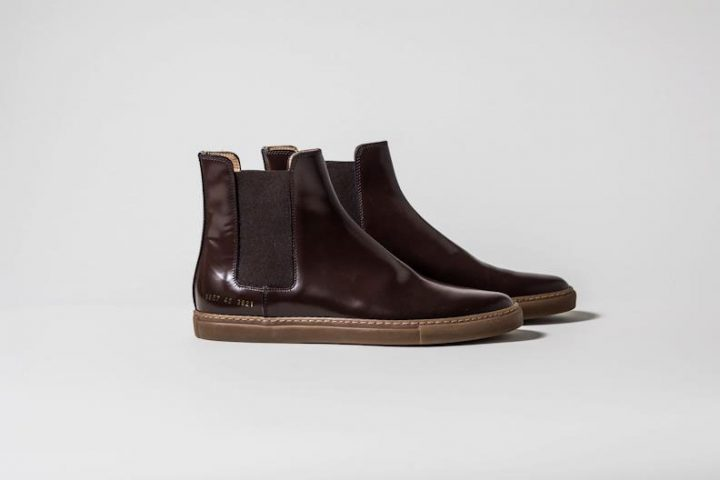 Common Projects Chelsea Rec Brown - Automne/Hiver 2012