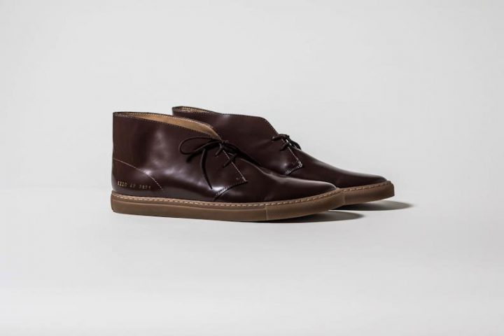 Common Projects Chukka Rec Brown - Automne/Hiver 2012
