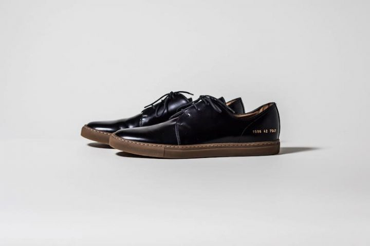 Common Projects Rec Shoe Shine Black - Automne/Hiver 2012