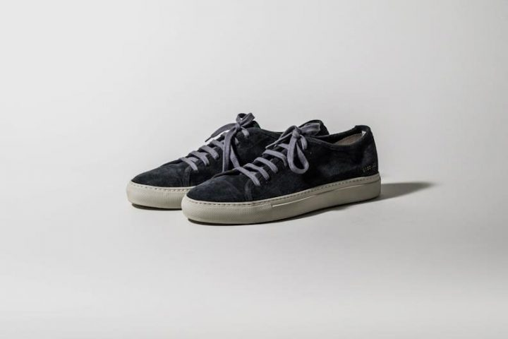 Common Projects Tournament Low Black - Automne/Hiver 2012