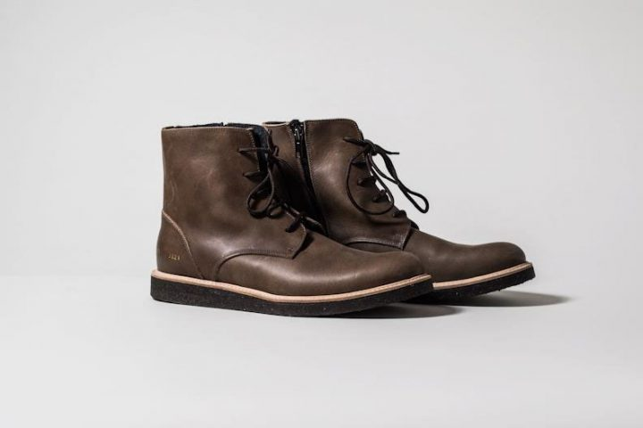 Common Projects Winter Combat Brown - Automne/Hiver 2012
