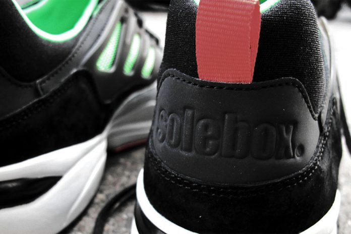 Solebox x Adidas Torsion Allegra | Preview