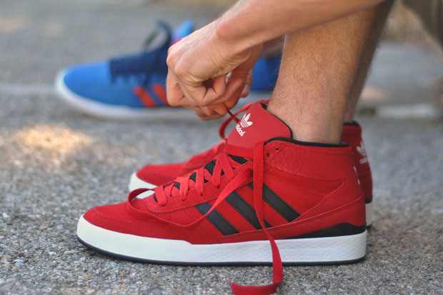 adidas Originals Forum X Rouge