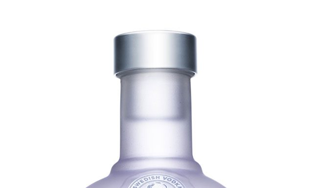 Absolut Vodka 'Unique Edition' 2012-2