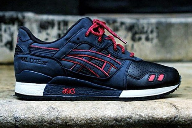 Ronnie Fieg x ASICS Gel-Lyte III Eclipse - Preview 6