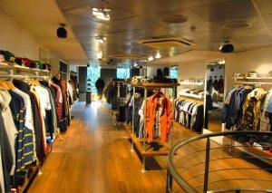 boutique nike des halles